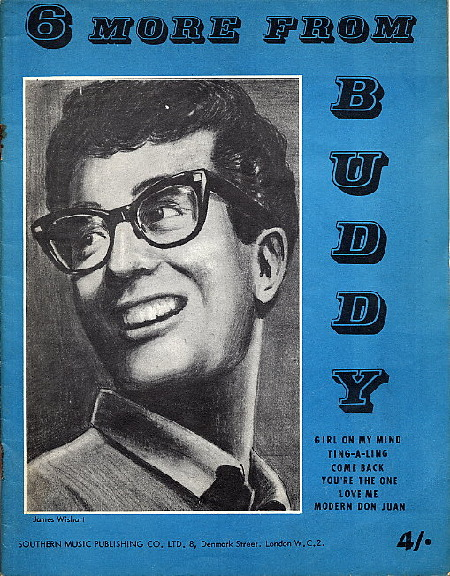 6 More From BUDDY HOLLY