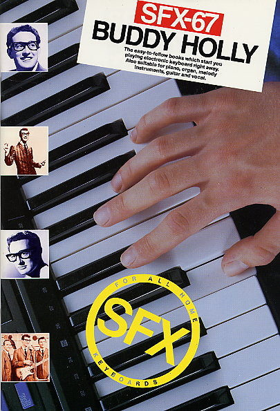 SFX-67 BUDDY HOLLY