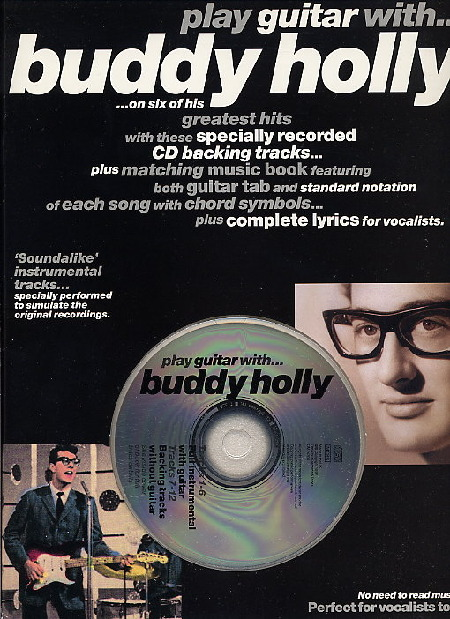 play guitar with BUDDY HOLLY