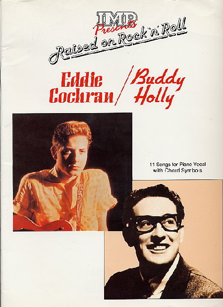 BUDDY HOLLY / EDDIE COCHRAN