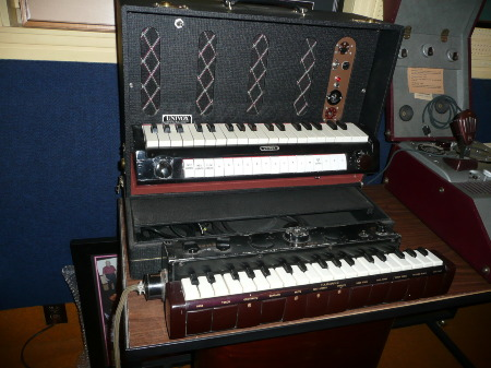 UNIVOX-Organ-Norman-Petty-Recording-Studios
