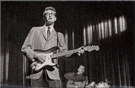 VINYL IS BACK - BUDDY HOLLY