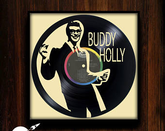 Buddy Holly More Colors on Etsy