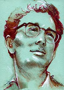 Buddy Holly by Krystiahn