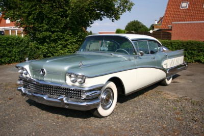 1958 Buick Limited - Buddy's Dream Car