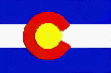 THE COLORADO FLAG