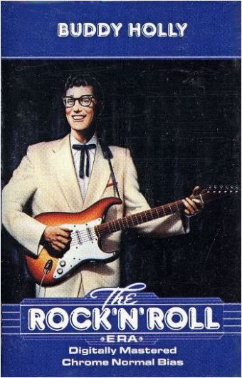 BUDDY HOLLY The Rock 'N' Roll Era