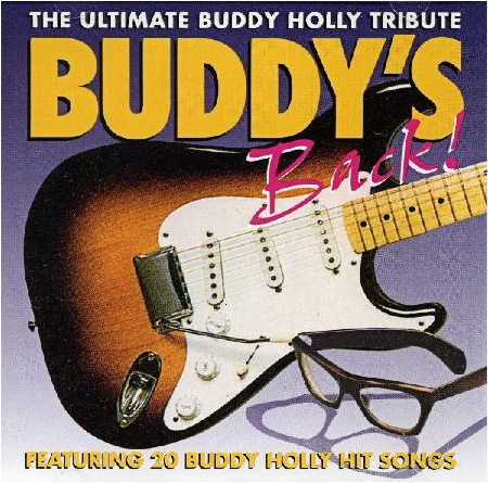 AUSTRALIAN BUDDY HOLLY TRIBUTE