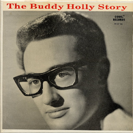 EP THE BUDDY HOLLY STORY - BUDDY HOLLY