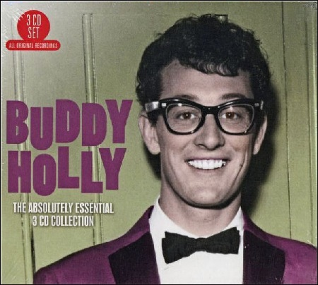 Buddy Holly - The Absolute Essential 3 CD Collection