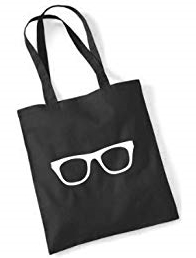 The Buddy Holly Shopping Bag